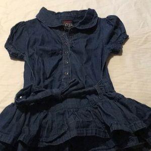 Paper Denim & Cloth Toddler Dress.